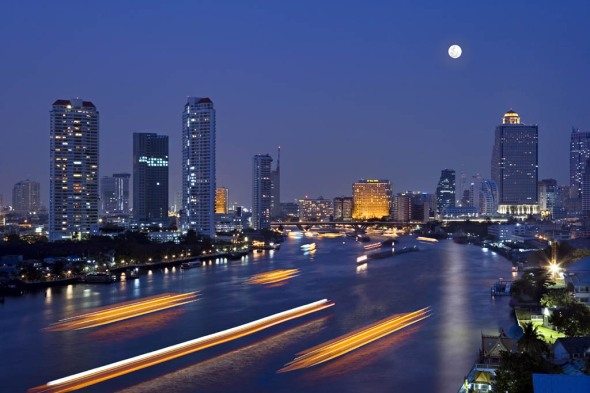 Bangkok - The City of Angels