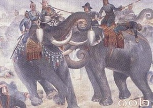 Burmese invasion of Ayutthaya