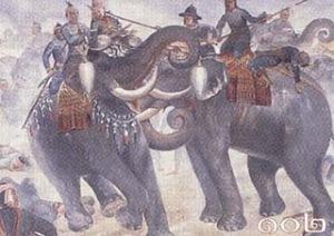 Burmese invasion of Ayutthaya