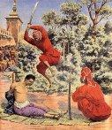 Siam public execution