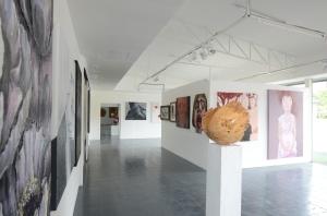 V64 Art Gallery Chaengwattana Bangkok